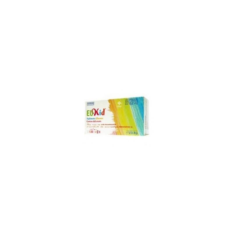 Eukid 30 Comprimidos Masticables