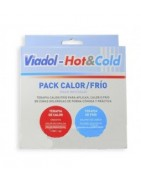 Viadol Gel Frio/Calor Hot y Cold Pack Reutilizable