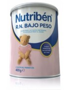 Leche Nutriben RN Bajo Peso 400g