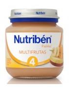 Nutriben Potito Inicio Multifrutas 130g