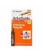 Arkofluido Echinacea Própolis 10 Ampollas