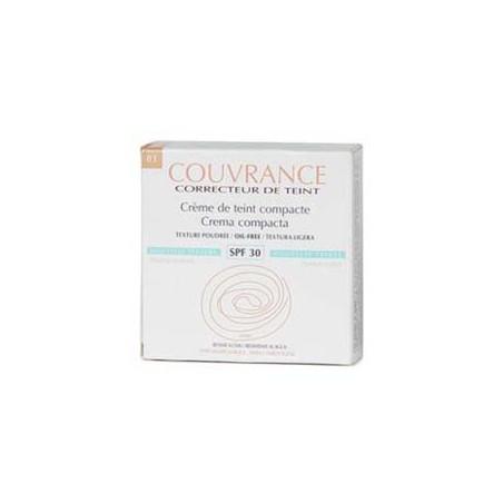 Avéne Couvrance Oil-Free Porcelana (01) SPF30