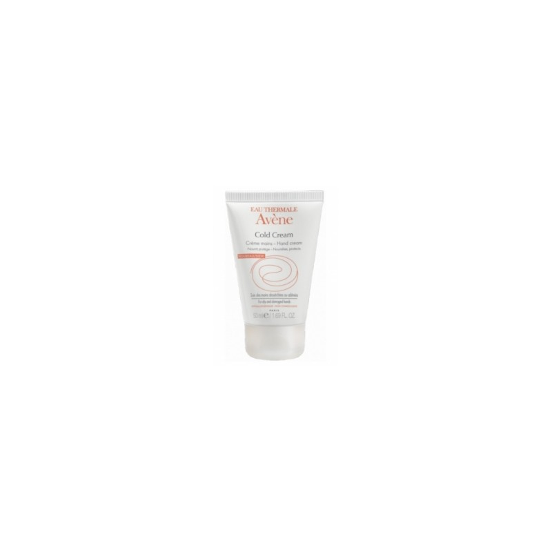 Avéne Crema Manos Cold Cream 50ml