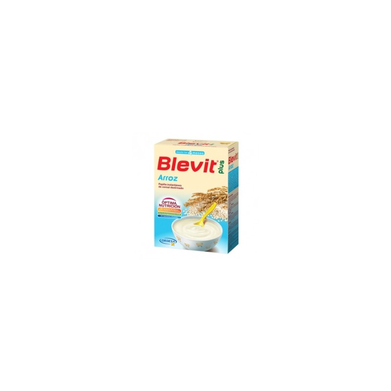 Blevit Plus Cereales de Arroz 300g