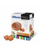 Bimanan Pro Crema Caramelo 6 Sobres