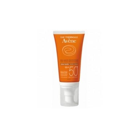 Avéne Solar Crema Oil-Free Color SPF50 50ml