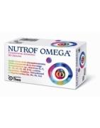 Nutrof Omega Luteina 36 Cápsulas