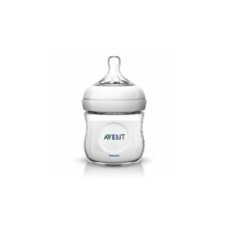 Biberón Avent Natural Recién Nacido 125 ml