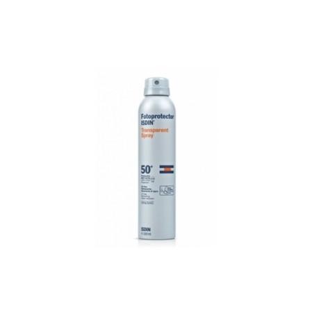 Isdin Spray Solar Transparente SPF50