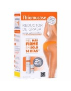 Thiomucase Crema Anticelulítica 200ml + REGALO Crema 50ml