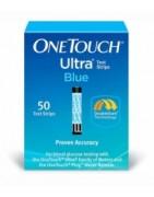 Tiras Reactivas One Touch Ultra 50uds