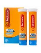 Redoxon Naranja Doble Acción 30 Comprimidos Efervescentes