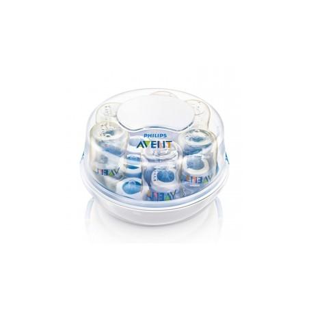 Esterilizador de Biberones para Microondas Avent