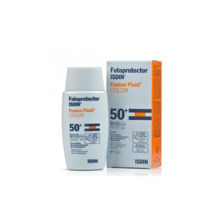 Isdin Fotoprotector SPF50 Fusion Fluid Color 50ml