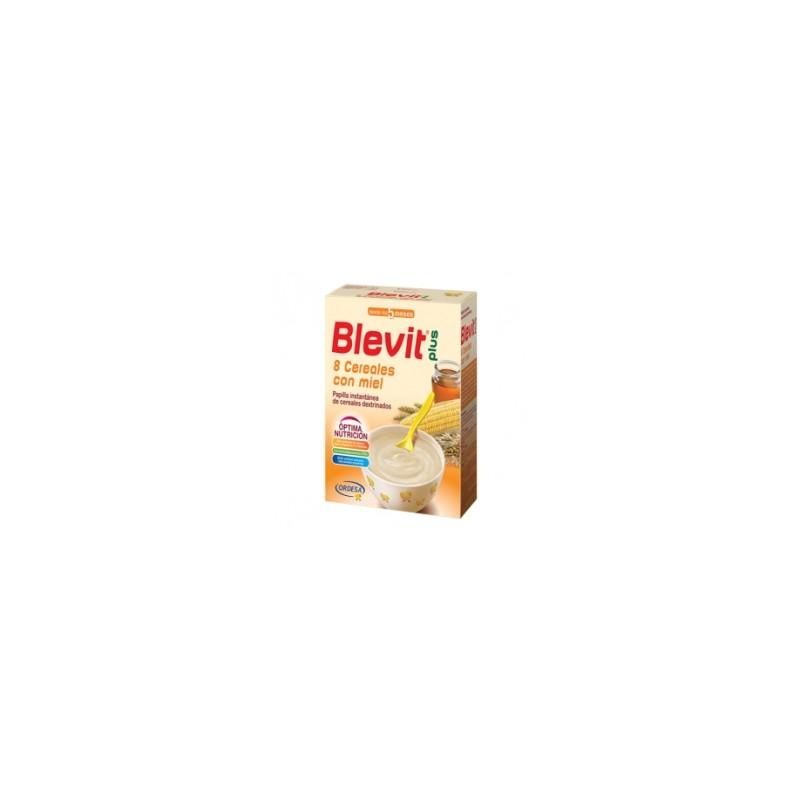 Blevit Plus 8 Cereales con Miel 300g