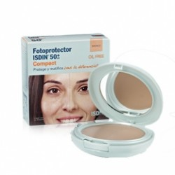 Isdin Maquillaje Compacto Color Bronce SPF50