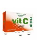 Vitamina C Retard Soria Natural 36comp