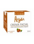 Crema facial con Argán 50 ml