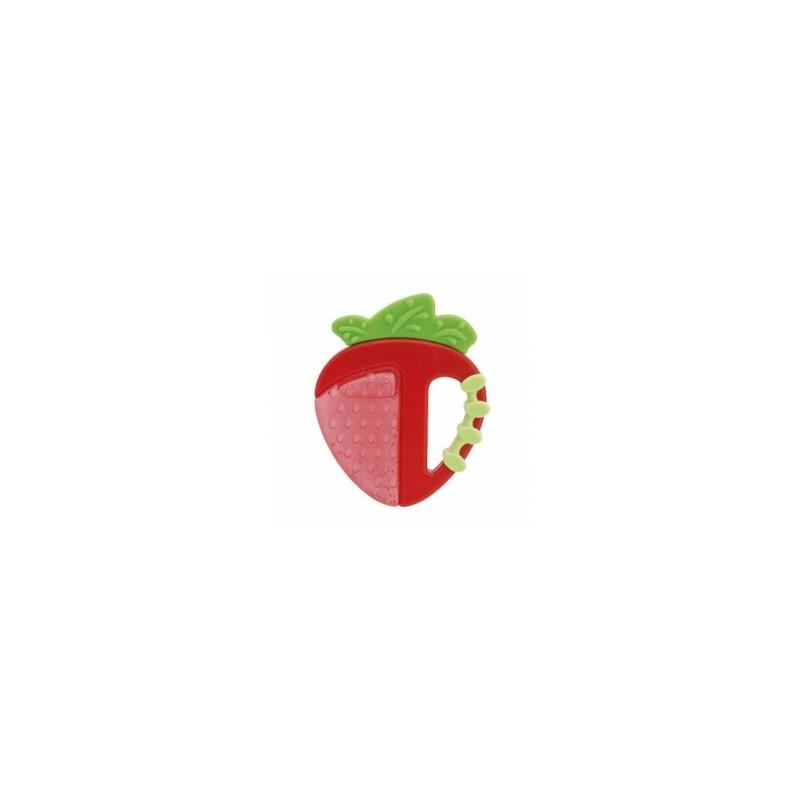 Chicco Mordedor +4meses Forma Fresa