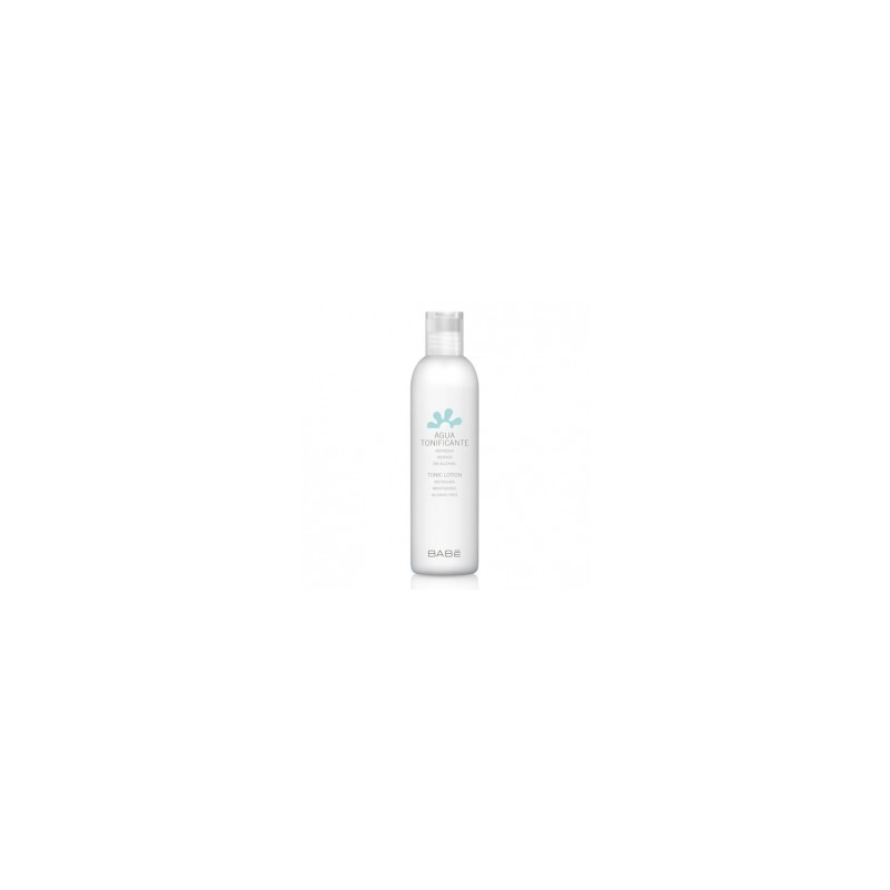 Agua Tonificante Facial Babé 250 ml