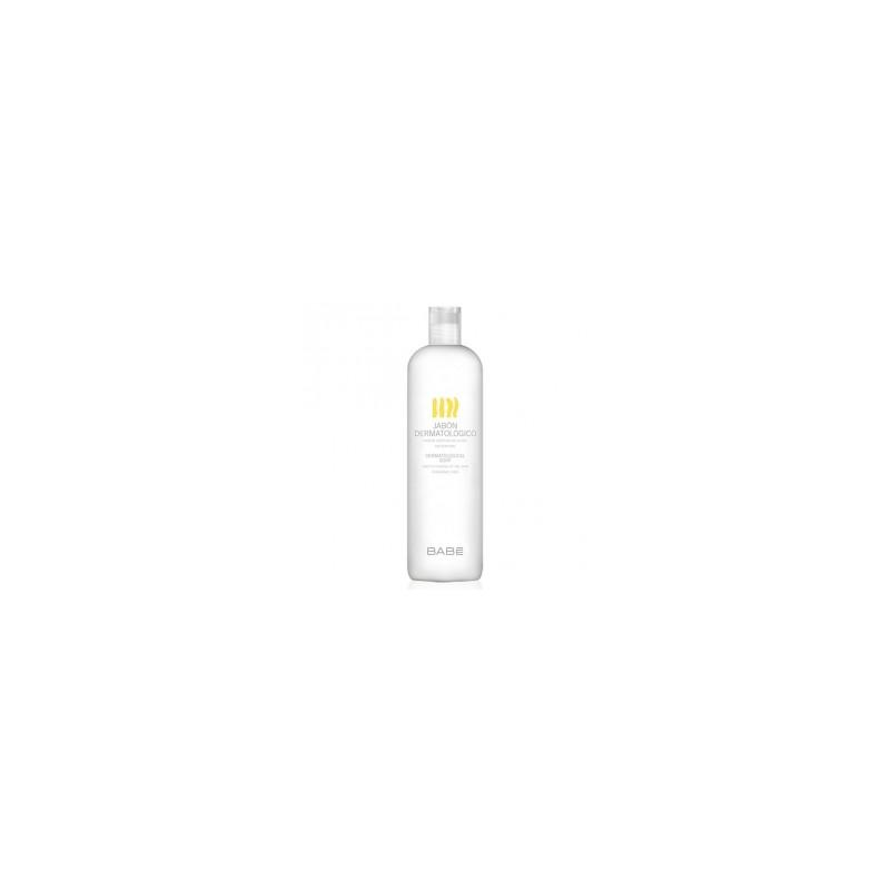 Jabón Dermatológico Babe 500 ml