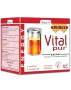 Jalea Real VitalPur Energy 20 Vialesx15ml