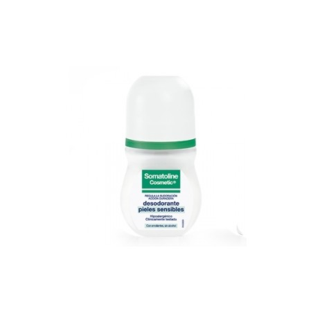 Somatoline Desodorante Roll On Pieles Sensibles 50ml