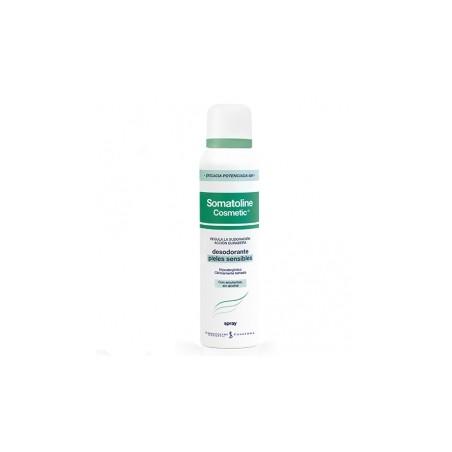 Somatoline Desodorante Spray para Pieles Sensibles 150ml