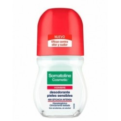 Somatoline Desodorante Roll On Hombre 50ml