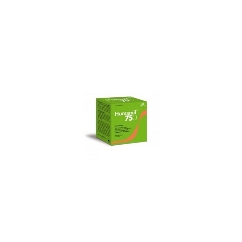 Humamil 750mg 100 cápsulas   MiFarmaciaOnline