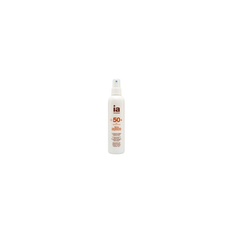 Interapothek Spray Transparente SPF50 200ml