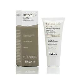 Retises 0.50% Crema Antiarrugas Regeneradora 30ml