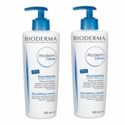 Bioderma Atoderm Crema Duplo 2x500 ml