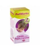 FullMarks Solución Pediculicida Piojos y Liendres 100ml