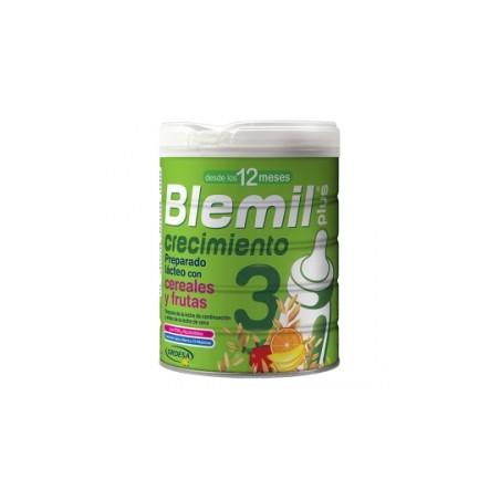 Blemil Plus 3 Leche con Cereales y Fruta 800g