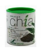 Semillas de Chia 250g Soria Natural