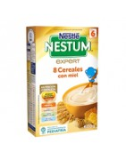 Nestlé Nestum Expert 8 Cereales con Miel 600g