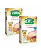 Nestum 8 Cereales Duplo 2x600g
