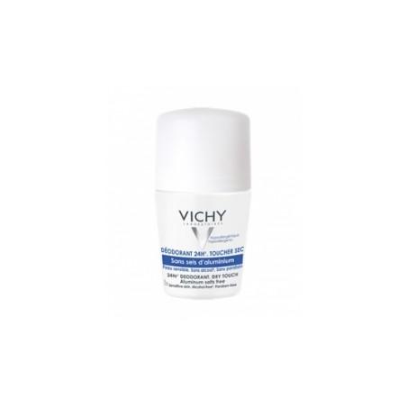 Vichy desodorante Sin Aluminio Roll On 50ml