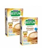 Nestum 8 Cereales con Galleta Duplo 2x600g
