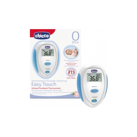 Chicco Easy Touch Termómetro Frontal Infrarrojos