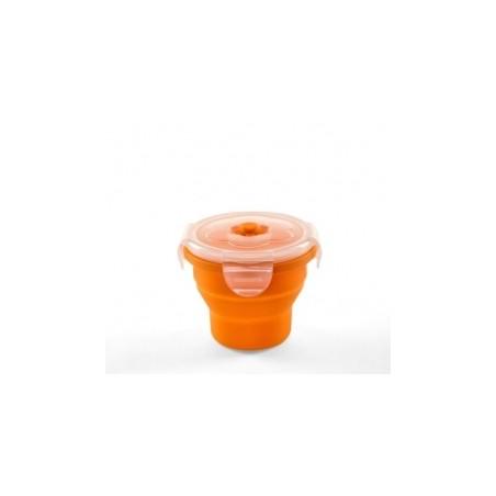 Contenedor de Comida Plegable Nuvita 230ml
