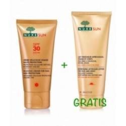 Nuxe Sun Crema SPF30 +REGALO Aftersun 100ml