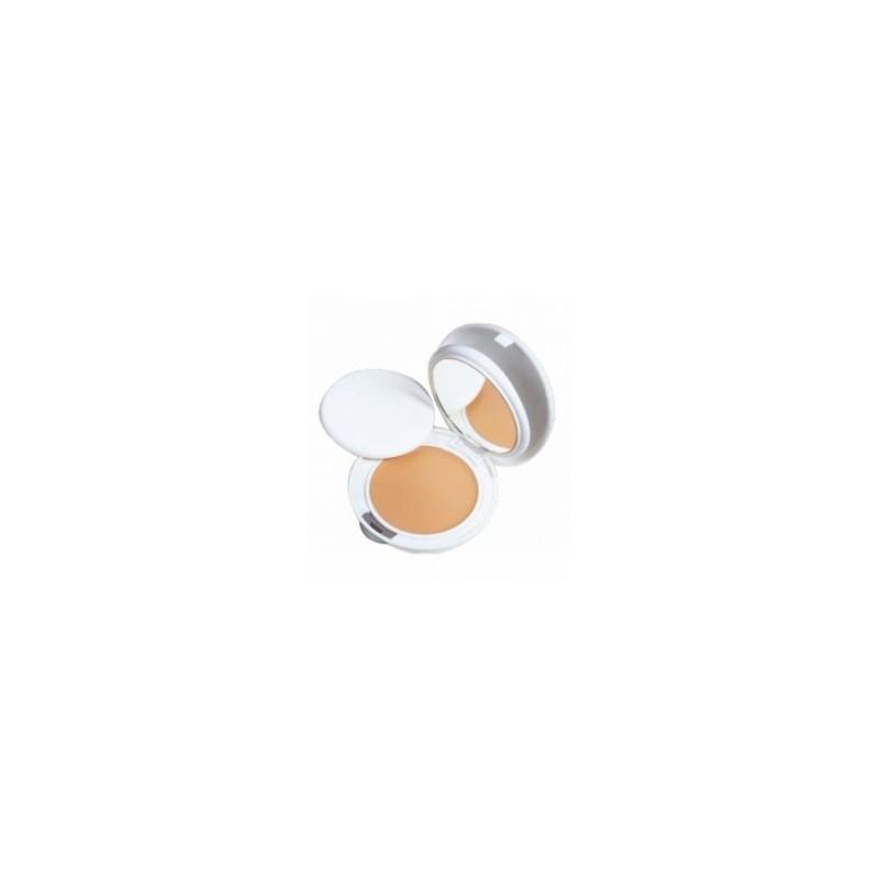 Avene Couvrance Crema Compacta Natural (02) + REGALO Brocha