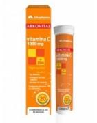 Arkovital Vitamina C 1000mg 20 Comprimidos Efervescentes