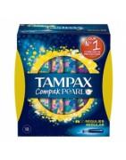 Tampax Compak Pearl Regular 18ud