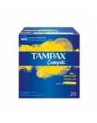Tampax Compak Regular 20ud