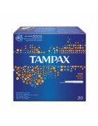 Tampax Clásico Súper Plus 20uds