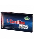 Sotya L-Carnitina 3000mg 10 Ampollas
