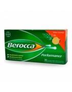 Berocca Performance 30 Comprimidos Naranja